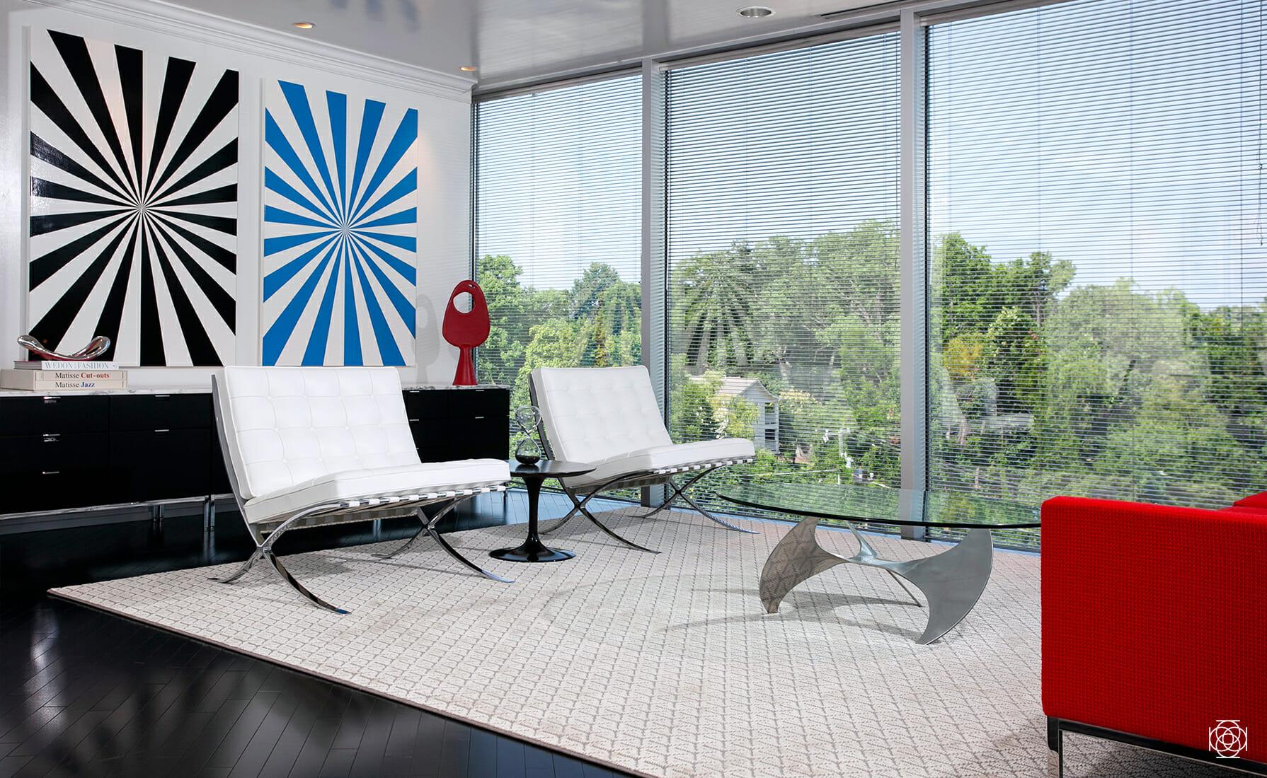 © Ann Legette Interiors — Modern Executive