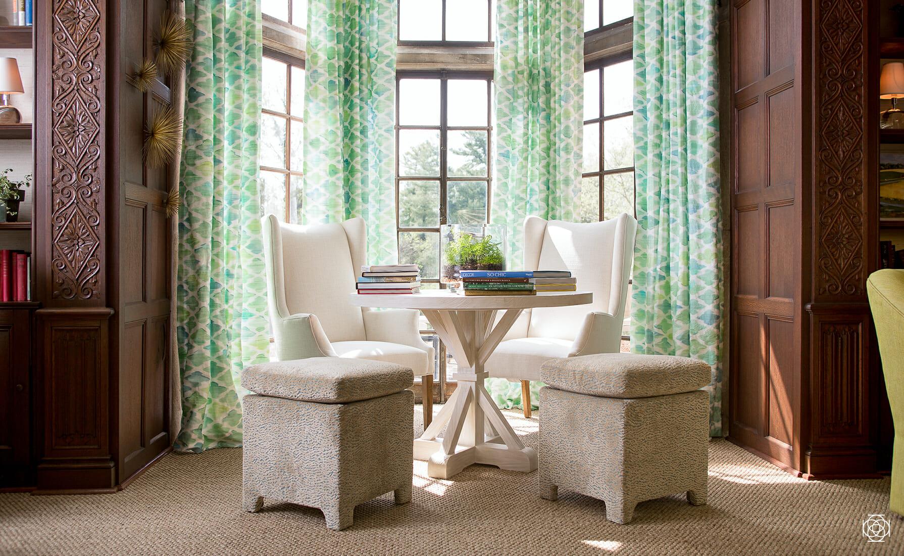 © Ann Legette Interiors — Traditional Home Showcase